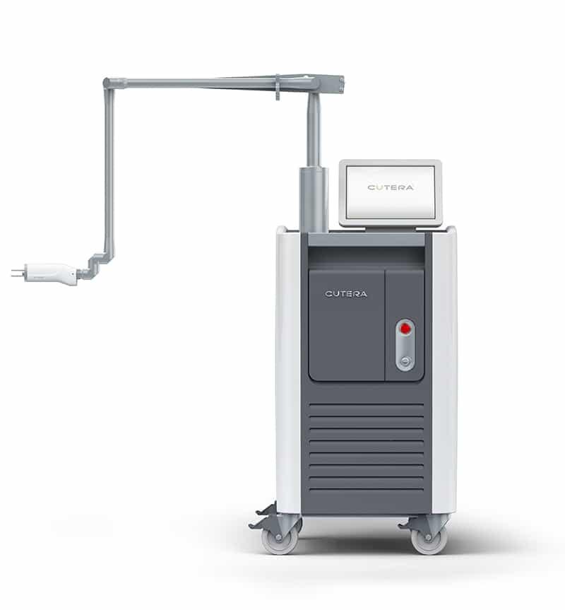 Enlighen III Laser machine